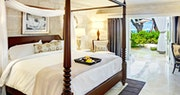 One bedroom suite ocean view room at Colony Club, Barbados