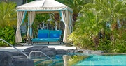 Gazebo at Colony Club, Barbados