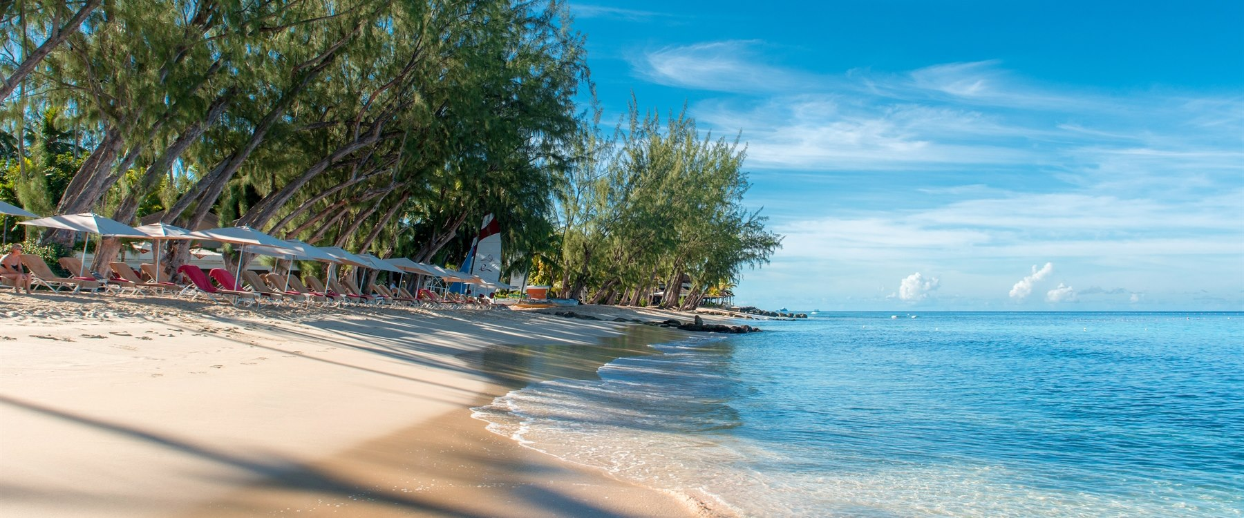 Beach Area at Colony Club by Elegant Hotels