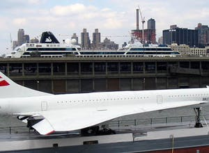 Fond farewell: Grounding of the Concorde fleet