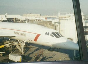 A Concorde career highlight