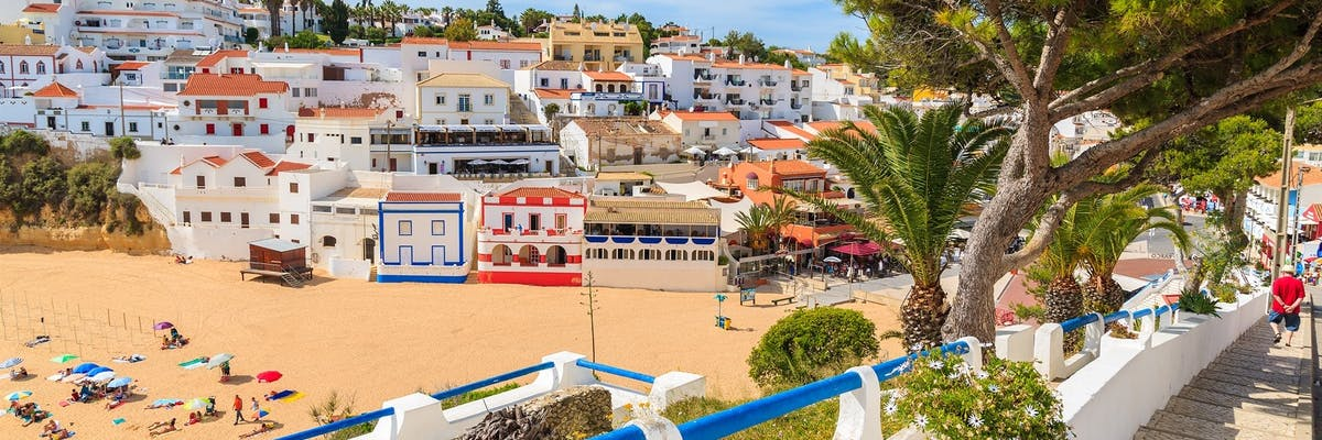 luxury holidays to the algarve portugal