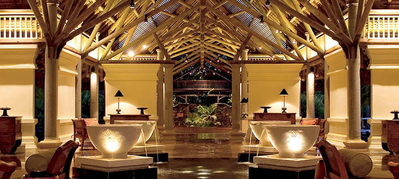 Lobby at Constance Le Prince Maurice, Mauritius
