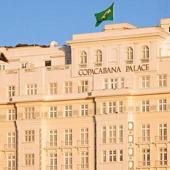 Belmond Copacabana Palace, Brazil