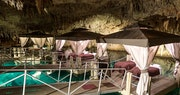 Enjoy a massage in an ancient cave at Grotto Bay, Bermuda