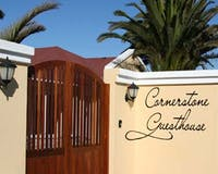 Exterior of Cornerstone Guesthouse