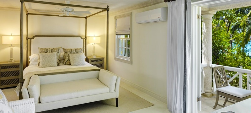 Corvette deluxe room with patio at The Lone Star, Barbados