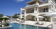 Exterior view of The Cove Suites at Blue Water, Antigua