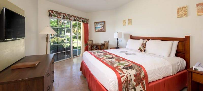 Double room at Coyaba Beach Resort, Grenada
