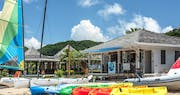 Watersports at Coyaba Beach Resort, Grenada