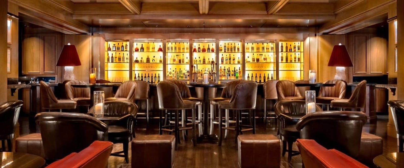 The Bristol Bar at Four Seasons Hotel Boston, New England