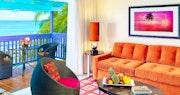 Ocean View Suite at Crystal Cove, Barbados