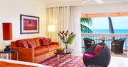Suite Lounge area at Crystal Cove, Barbados