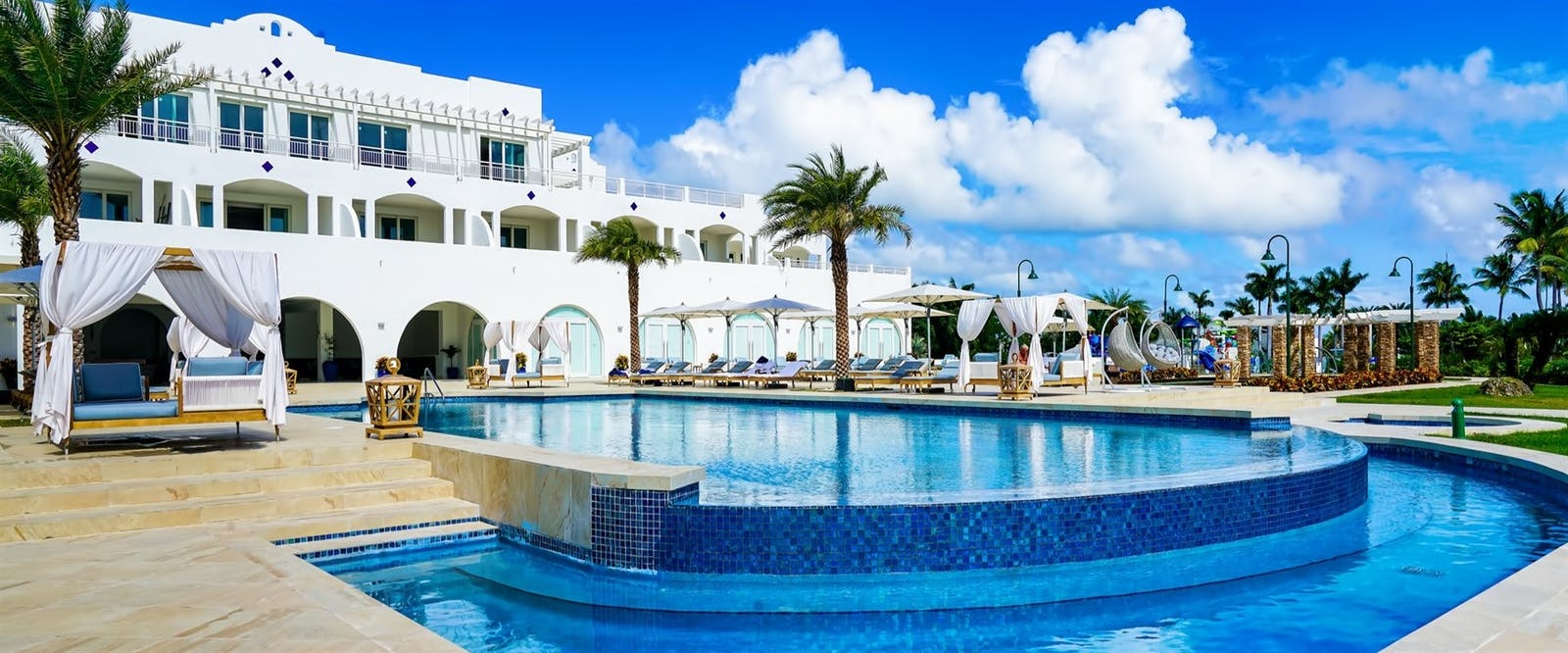 Swimming Pool at CuisinArt Golf Resort & Spa, Anguilla