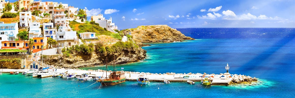 luxury holidays to crete greece