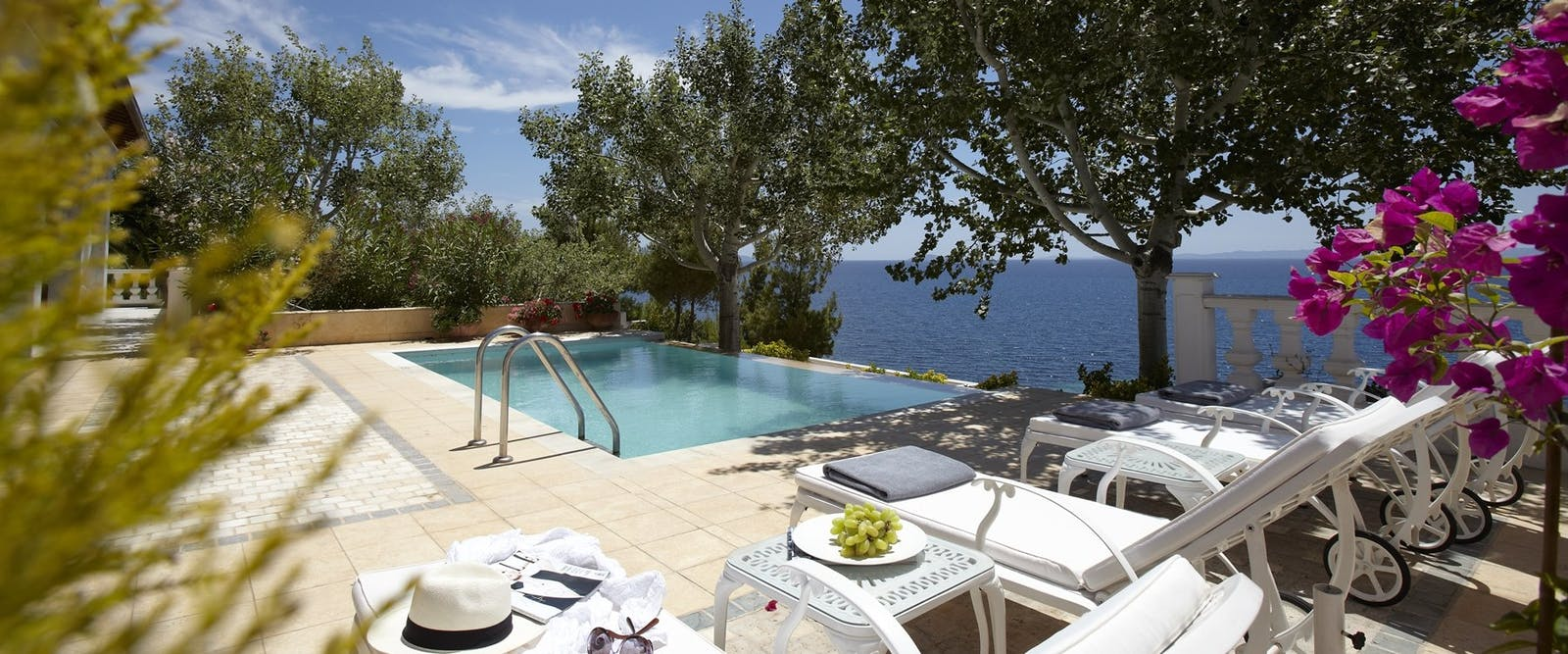 Pool at Danai Beach Resort & Villas, Halkidiki, Greece
