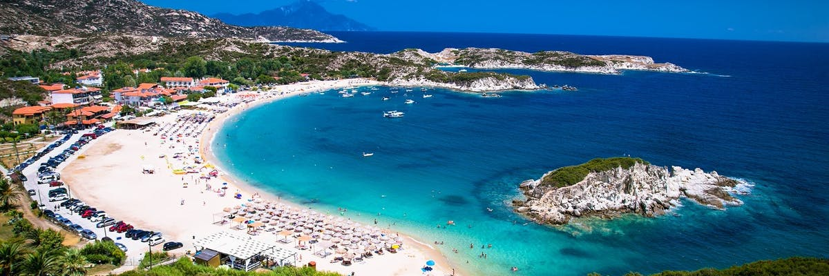 Luxury Beach Holidays Greek Islands
