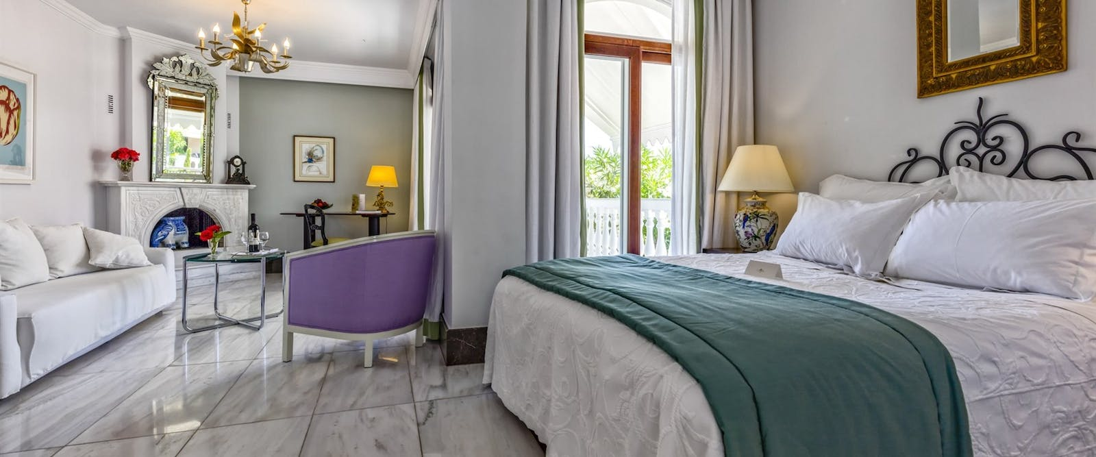 Deluxe Junior Suite at Danai Beach Resort & Villas, Halkidiki, Greece