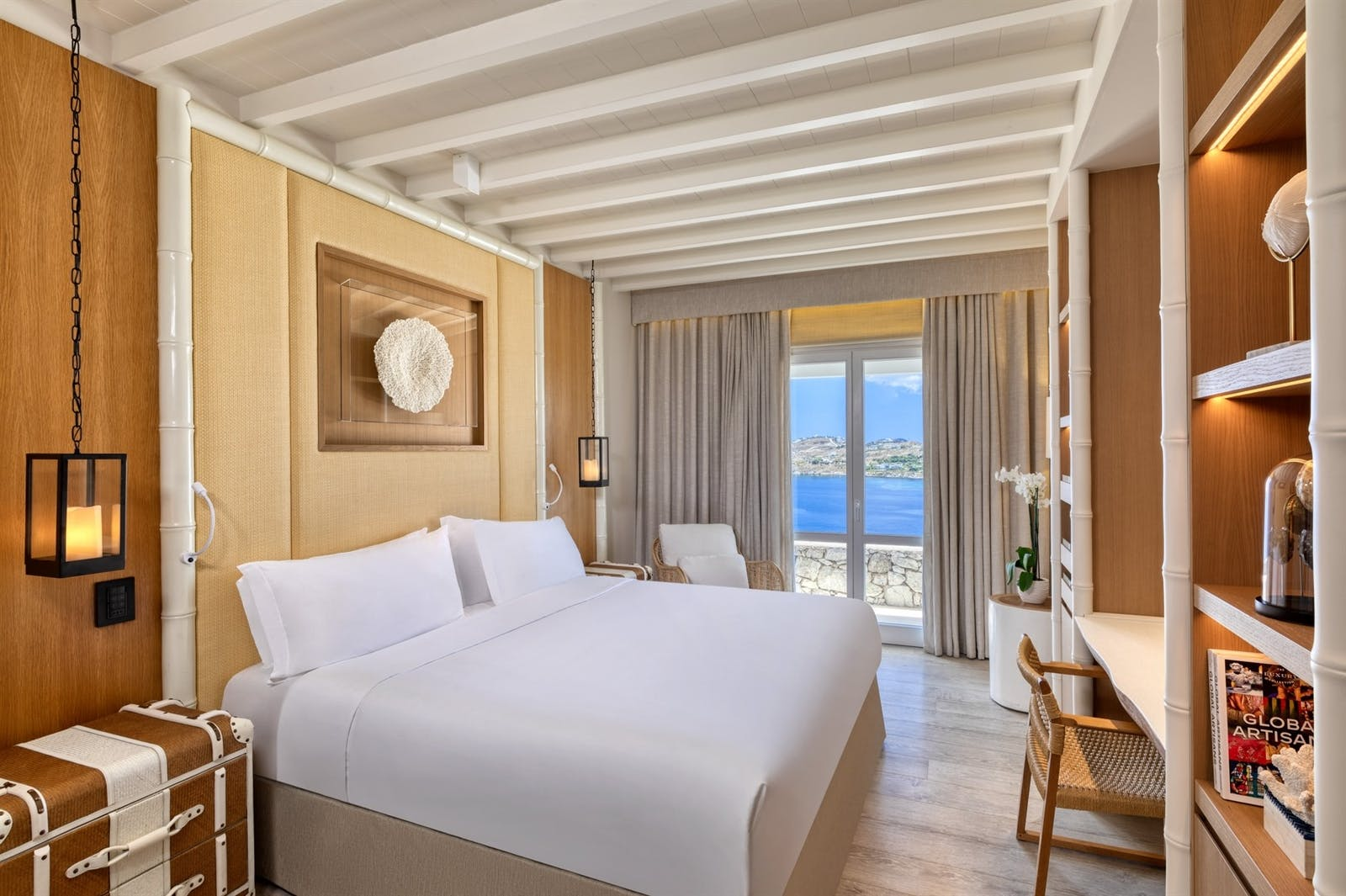 Deluxe Seaview Room, Santa Marina, A Luxury Collection Resort, Mykonos