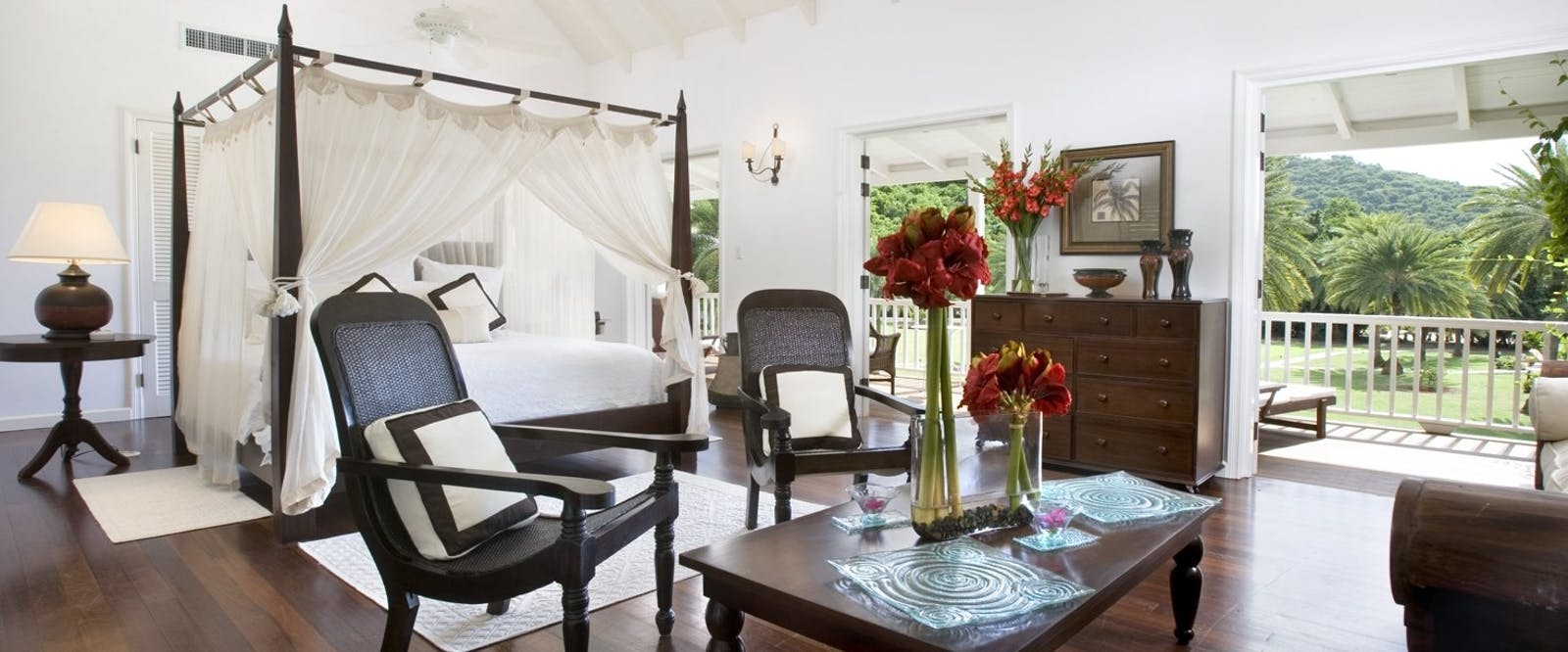 Deluxe Junior Suite at The Inn at English Harbour, Antigua