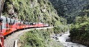devils nose, Ecuador by Rail