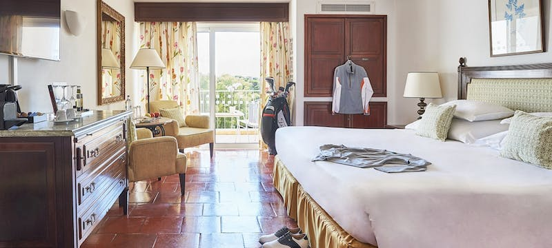 Classic Room at Dona Filipa & San Lorenzo Golf Resort, Portugal