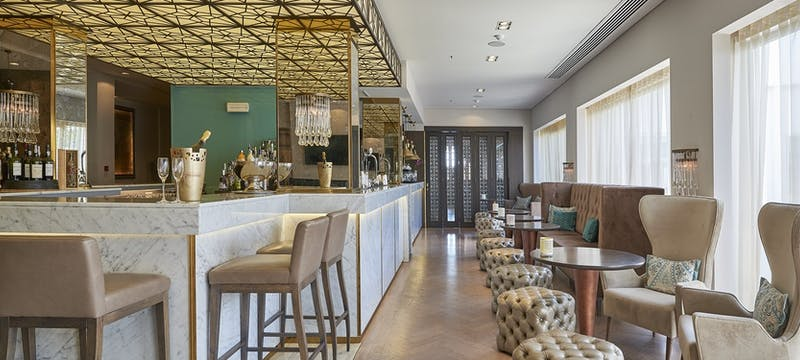 Duques bar at Dona Filipa & San Lorenzo Golf Resort, Portugal