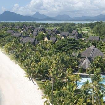 Overview of Dinarobin Beachcomber Golf Resort & Spa, Mauritius