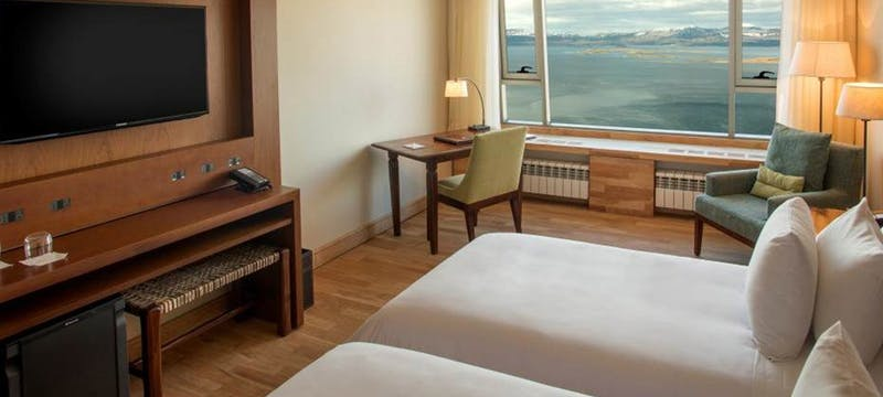 Double Superior room at Arakur Resort & Spa