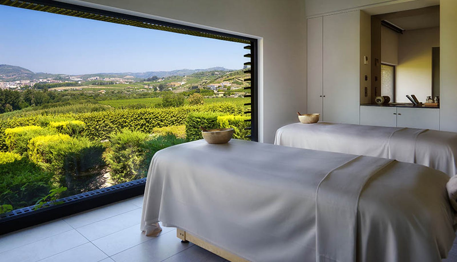 Spa at Six Senses Douro Valley, Portugal