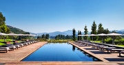 Swimming pool at Six Senses Douro Valley