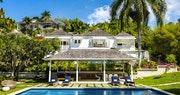 Exterior of Luxury 3 Bedroom Villa at Round Hill Villas, Jamaica