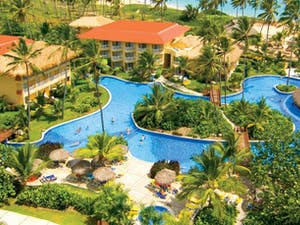 Aerial of Dreams Punta Cana, Dominican Republic
