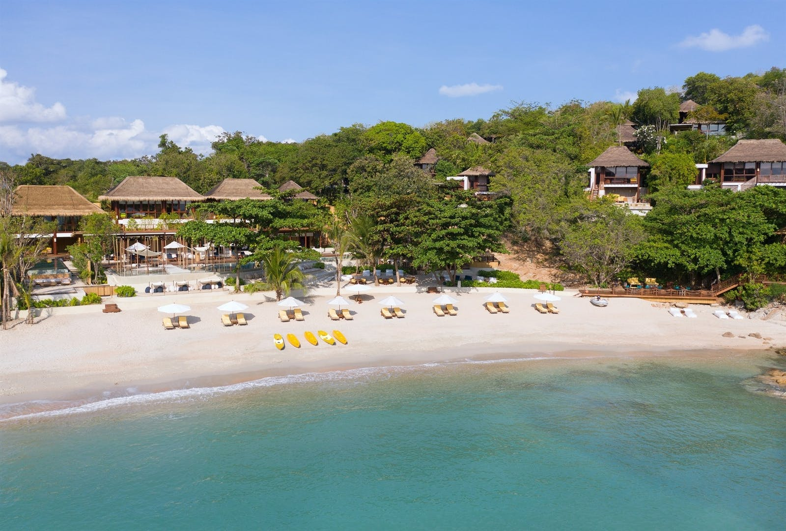 Drift at the Beach, Six Senses Samui, Koh Samui, Thailand