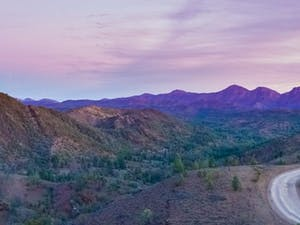 Flinders Ranges at Wilpena Pound Resort