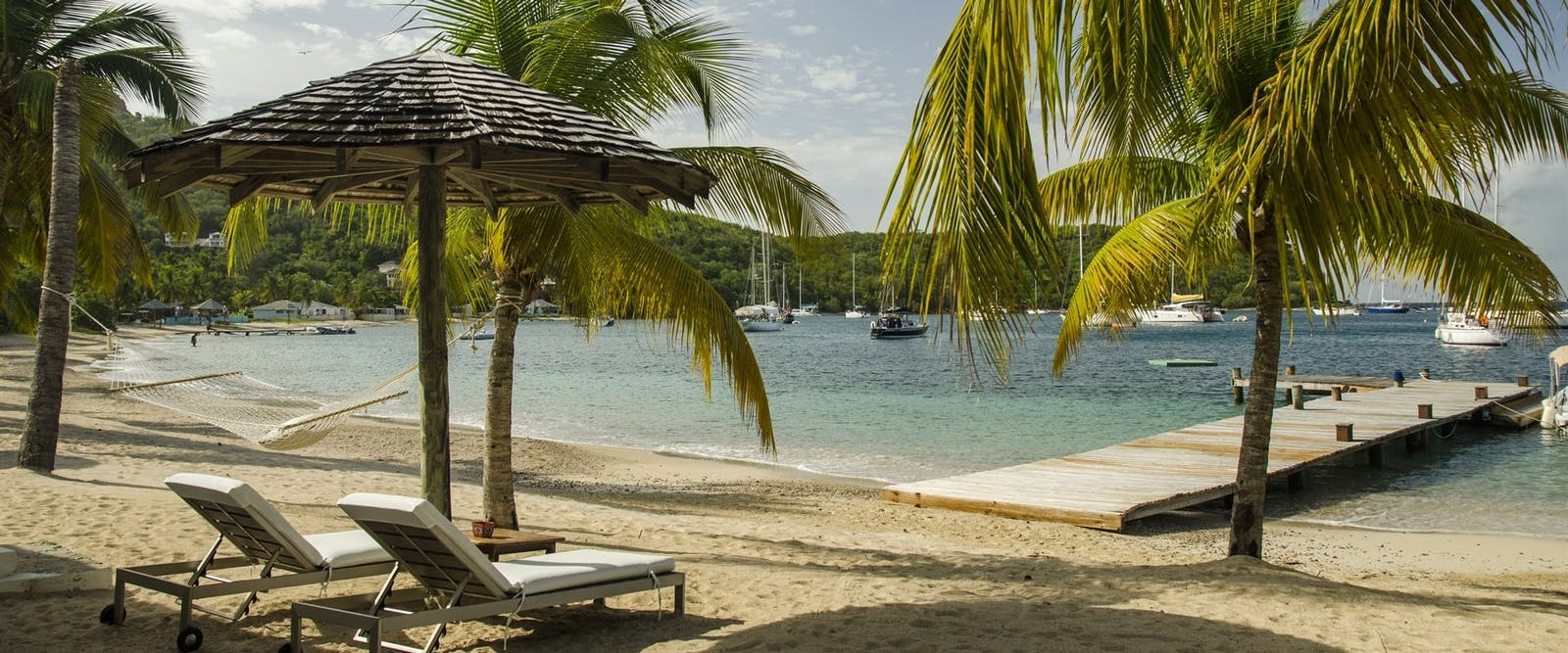 An Idyllic Place to Relax Alongside the Ocean at The Inn at English Harbour, Antigua