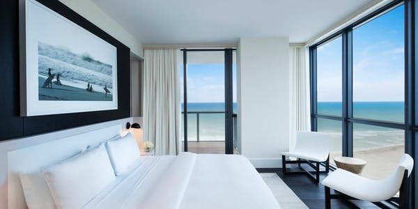 Amplified E-WOW Suite at W South Beach