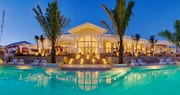 Entrance to Luxury Pool Junior Suite at Eden Roc at Cap Cana Boutique Suites & Beach Club