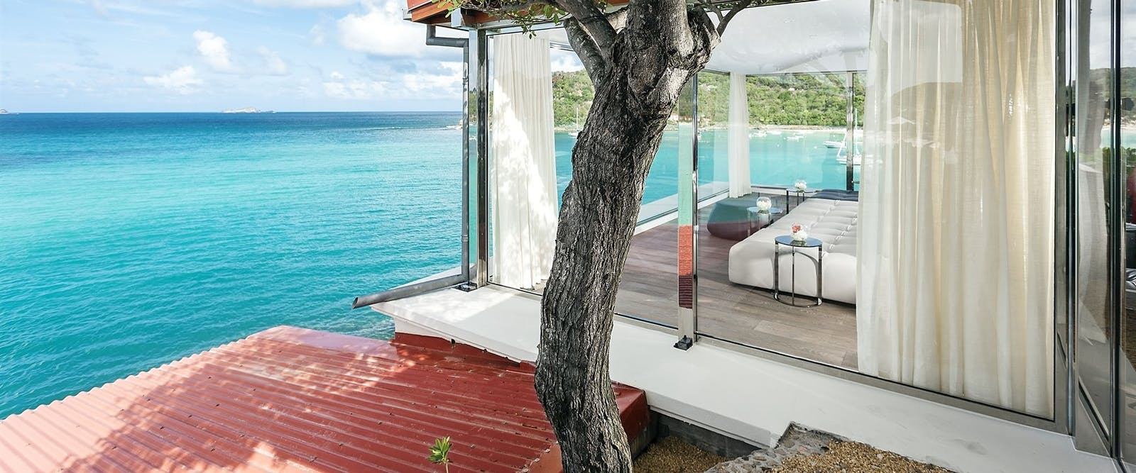 Christopher Columbus Suite at Eden Rock, St Barths