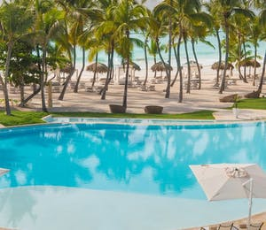 Eden Roc Beach Club in the Dominican Republic