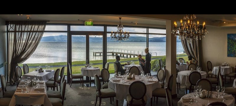 Edgewater Restaurant at Millennium Hotel & Resort Manuels Taupo