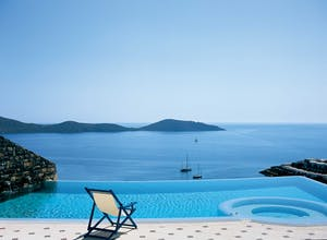 A luxury family holiday to Elounda Gulf Villas and Suites