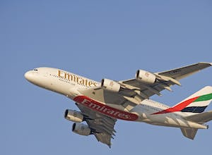 Fly First Class from Birmingham with Emirates