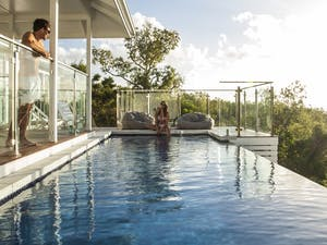 Private plunge pool, Lizard Island, Great Barrier Reef Island
