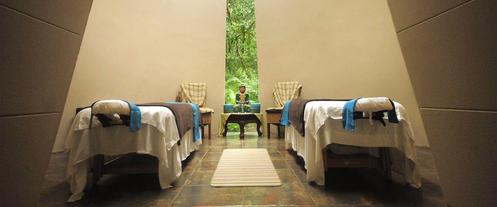 Spa treatment, El Silencio Lodge, Costa Rica