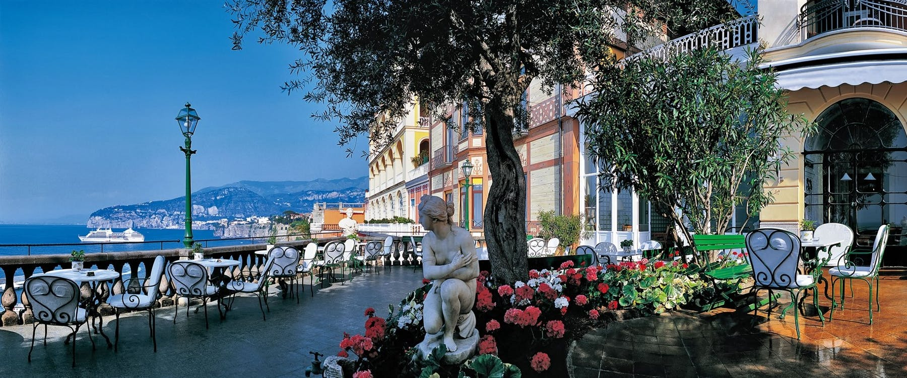 Grand Hotel Excelsior Vittoria Italy - Prices from £1,118