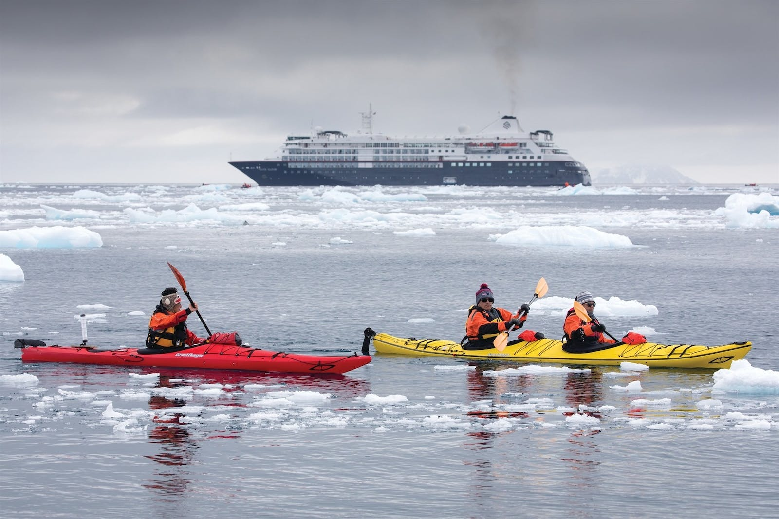 Expeditions from Silversea Silver Cloud