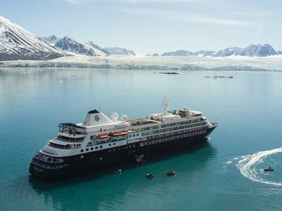 Discovering the Arctic with Silversea - Part One: Life aboard Silversea Expeditions' Silver Cloud