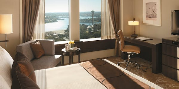 executive darling harbour view room