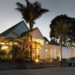 Exterior of Scenic Hotel Bay of Islands
